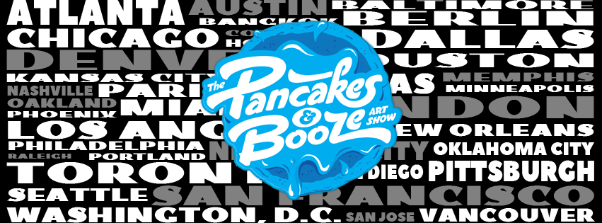 Pancakes and Booze Cover Image
